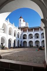 Sucre. Monastery La Recoleta