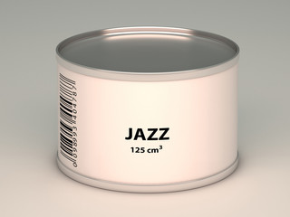 bank with jazz title
