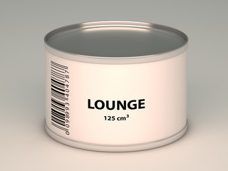 bank with lounge title