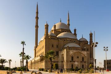 Mohamed Ali Mosque, The Saladin Citadel of Cairo ,Egypt