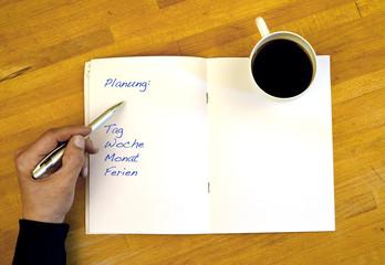 left handed plan