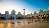 Fototapeta Sheikh Zayed Grand Mosque