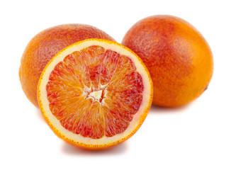 Bloody red oranges