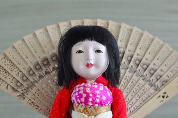 Japanese, Geisha.doll.