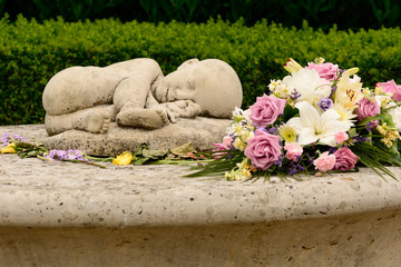 Baby loss - Stillbirth and Nenonatal Death Charity memorial