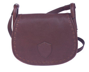 brown female bag