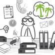 Urlaubsreif Stress am Arbeitsplatz