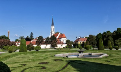 Catholic parish church Maria Hietzing in Vienna