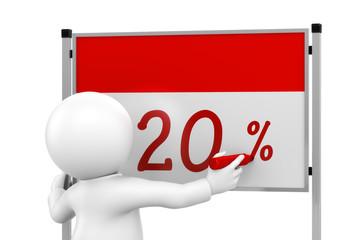 Tafel 20 Prozent