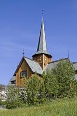 Stabkirche in Hedalen
