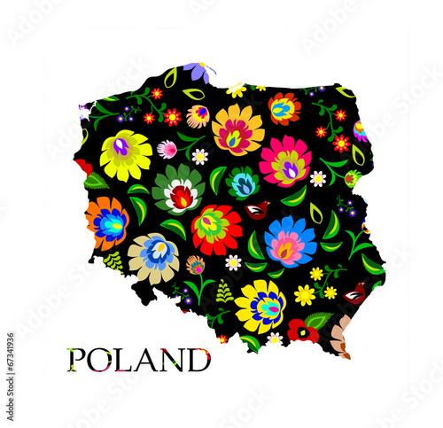 ksztalt-polski-wypelniony-tradycyjnym-polskim-wzorem-ludowym