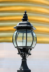 Black lantern.