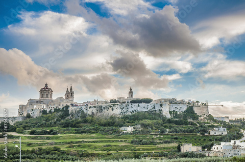 Saint Paul's Cathedral in Mdina, Malta - 67343537