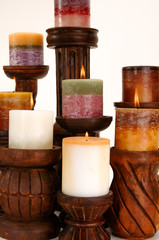 Decorative Scented Candles