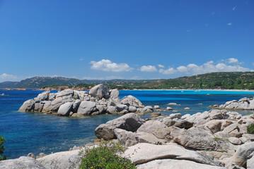 PALOMBAGGIA et ses eaux turquoises - CORSE