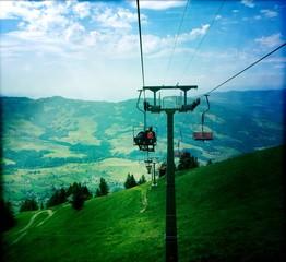 Wanderung Berg und Tal