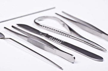 surgical instruments kit