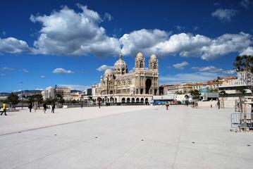 Cathédrale de la Major Marseille Le panier