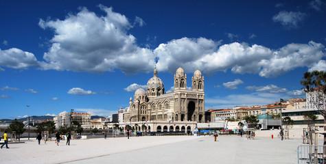 Marseille Cathédrale de la Major