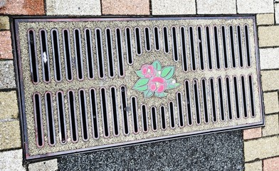 Decorative Manhole Cover