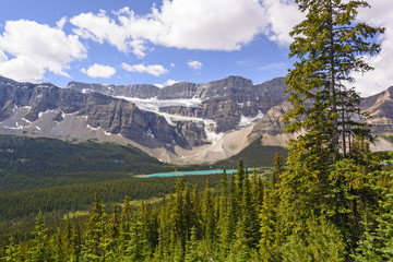 Canadian Rockies Panorama