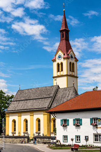 canvas print picture Igls