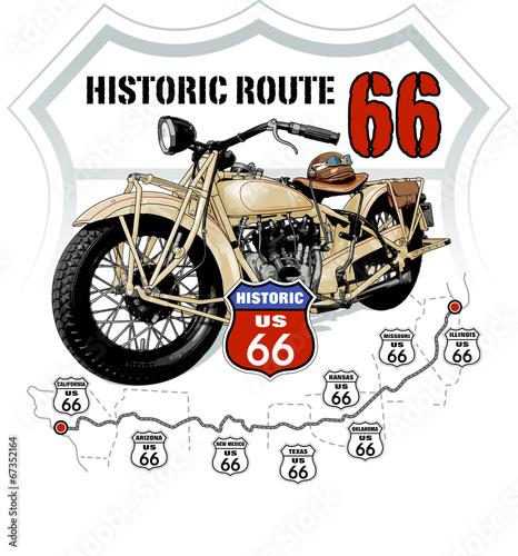 Historic Route 66 - 67352164