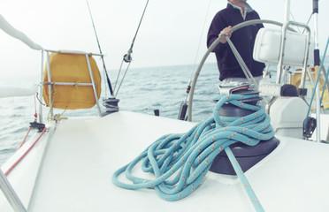 Yacht rope c