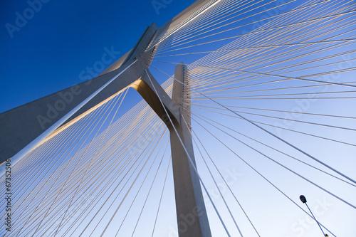 Plexiglas Brug Bridge