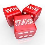 Win Win Situation Mutual Benefits Deal Arrangement Agreement poster