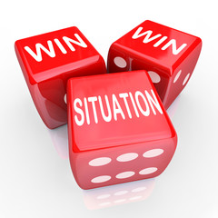 Win Win Situation Mutual Benefits Deal Arrangement Agreement