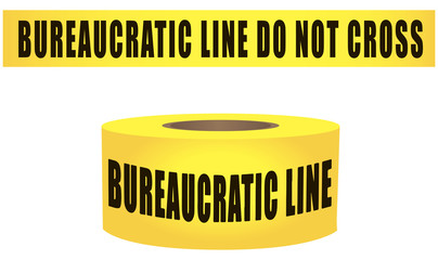 Bureaucratic line do not cross