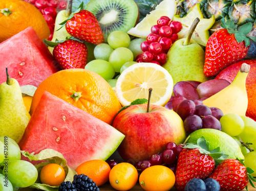 Aluminium Vruchten Fruits