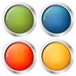 Button template four colors