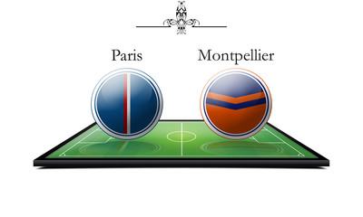 Paris vs montpellier