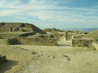Sito archeologico di Monte Alban, Messico