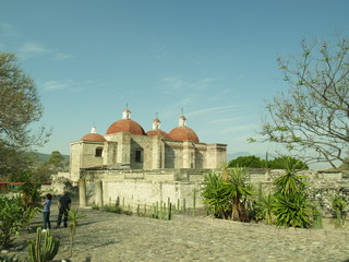 Panormanica, Sito archeologico di Mitla, Messico
