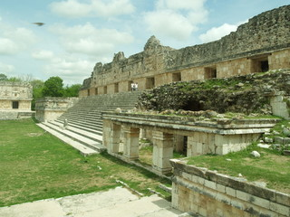 Quadrilatero delle Monache, Uxmal, Messico