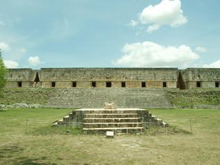 Palazzo del Governatore, Uxmal, Messico