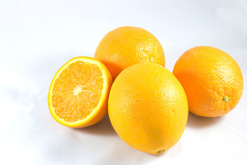 Goup of orange