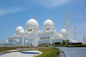 Grande Mosquée Sheikh Zayed – Abu Dhabi