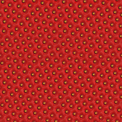 Seamless Tileable Fruit Strawberry Texture - Pattern
