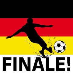 Fussball WM Finale