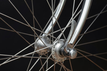 vintage bicycles front hub