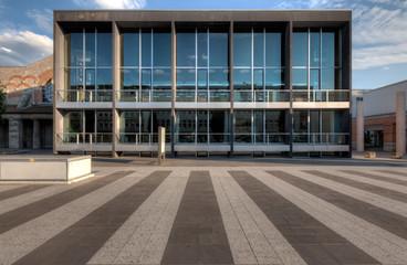 German National Museum Facade