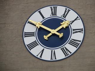 Orologio della Peterskirche a Monaco