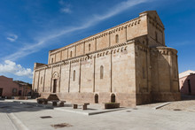 Sardinia.Romanesque church