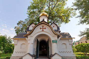 Chapel of Holy Spirit (2004) in Dmitrov, Russia