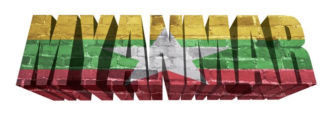Myanmar Word