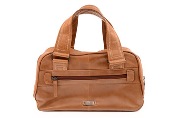 Women's brown bag